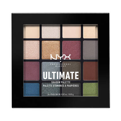 ULTIMATE SHADOW PALETTE- Smockey and Highlight