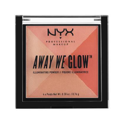 Away We Glow Illuminating Powder