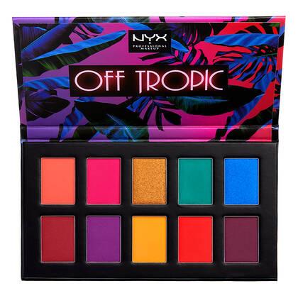 Off Tropic Shadow Palette - Hasta la vista