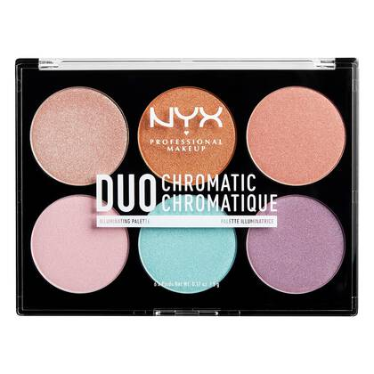 Duo Chromatic Illuminating Palette