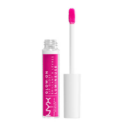 Glow-on Lip Gloss