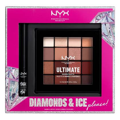 Diamonds & Ice, Please Shadow & Liner Set