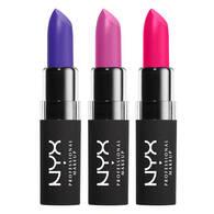 Velvet Matte Lipstick - Set 3