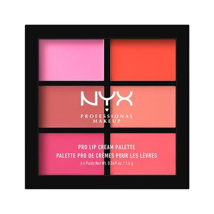Pro Lip Cream Palette