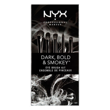 Dark, Bold & Smokey Eye Brush Set
