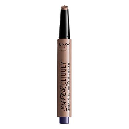 Super Cliquey Glossy Lipstick