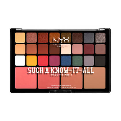 Such A Know-It-All Palette Vol. 1