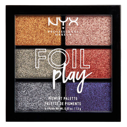 Foil Play Pigment Palette