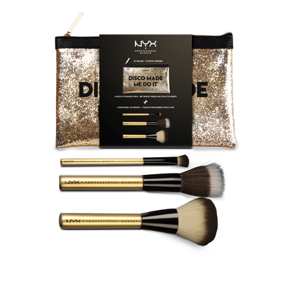 Love Lust & Disco Brush und Pouch